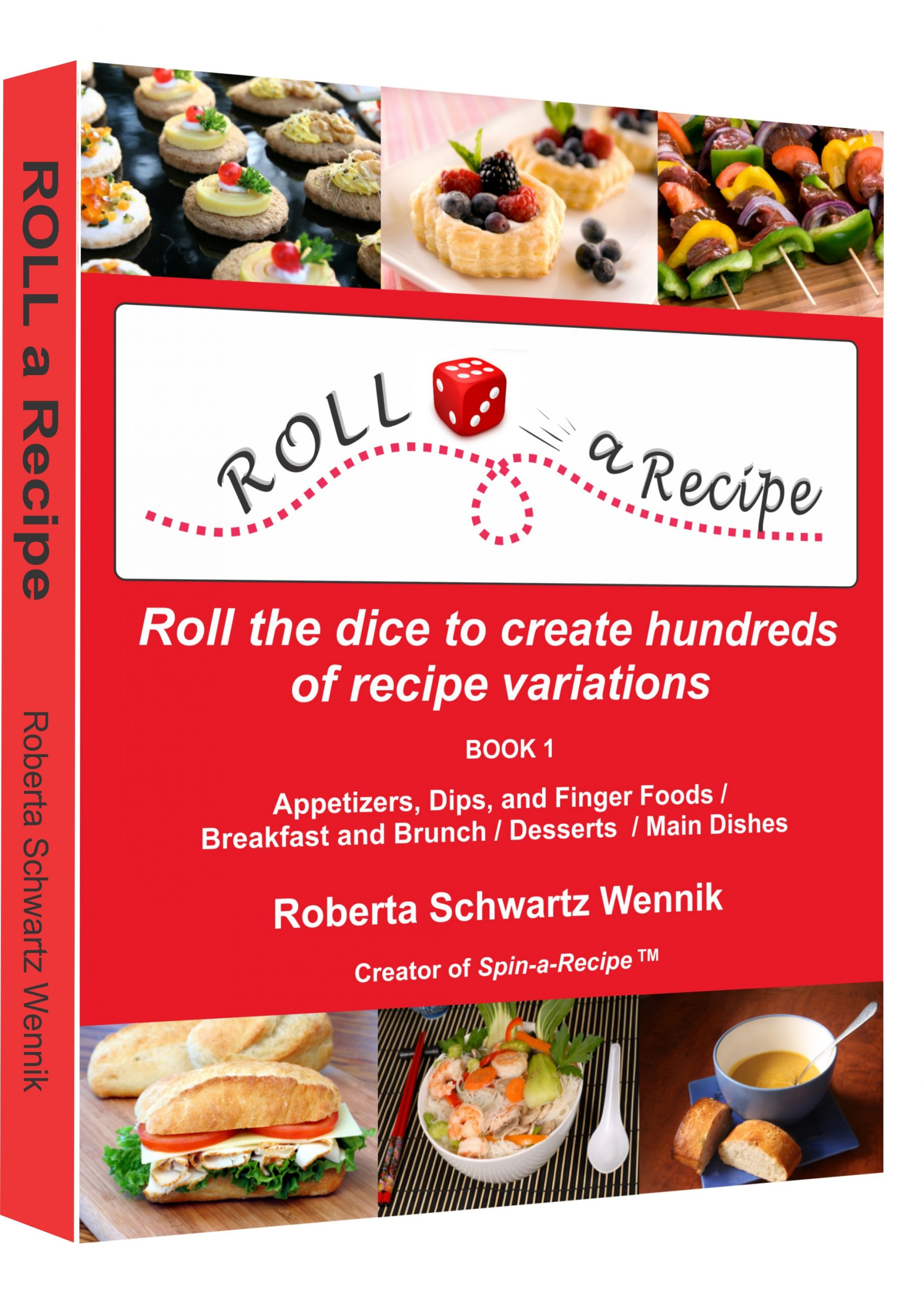 Roll a Recipe by Roberta Schwartz Wennik